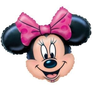 Folie Anagram Minnie Mouse