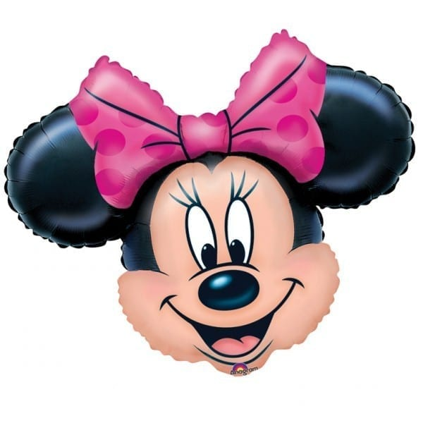 balon folie cap Minnie Mouse